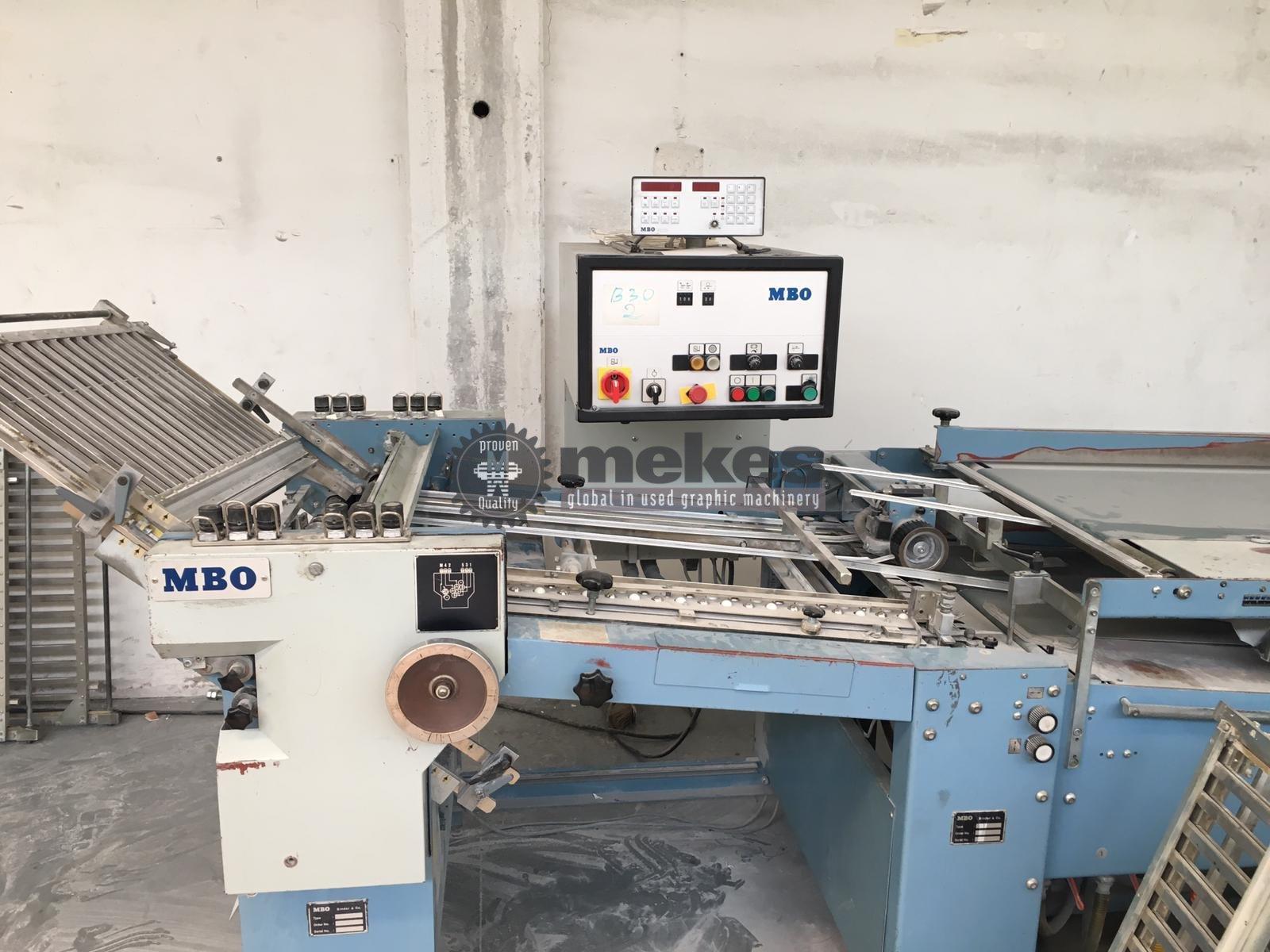 16184 MBO B30-444 used all buckle folding machine (1)