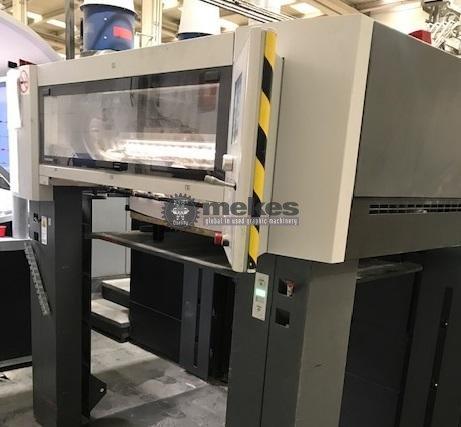 MEK16340 used printing press Heidelberg XL 106-5-L (3)