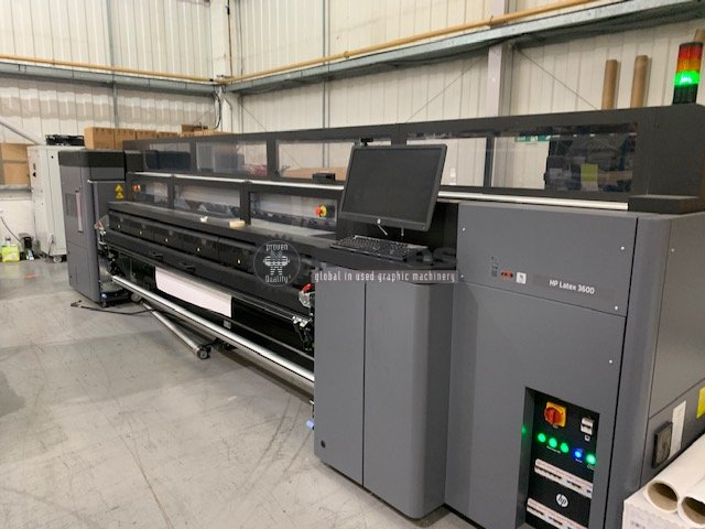 16546 – HP Latex 3600 used digital press (1)