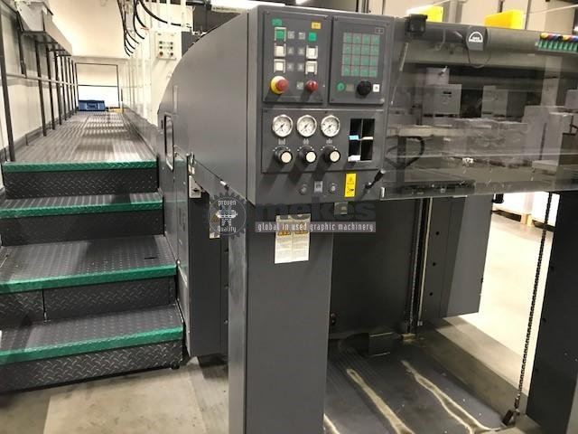 16712 Roland 508 OB used offset printing press (1)