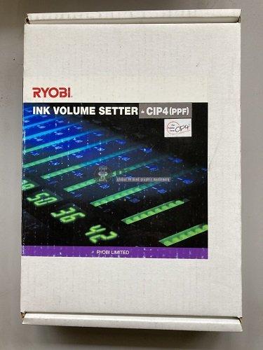 16820 IVS preset inking system Ryobi (9)