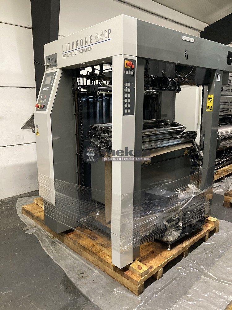 16798 used printing press Komori GL 840 P A-APC LED-UV (11)