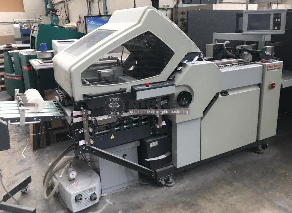 Horizon AFC 564 AKT used folding machine (1)
