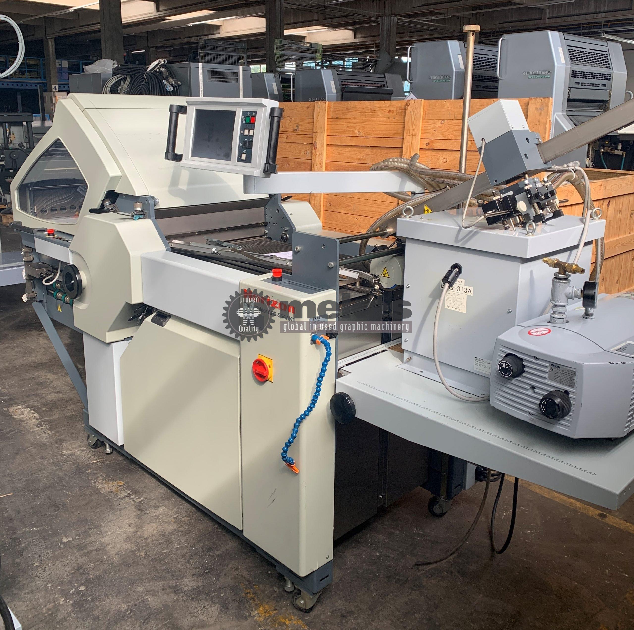 16807 Horizon AFC 564 AKT folding machine (1)