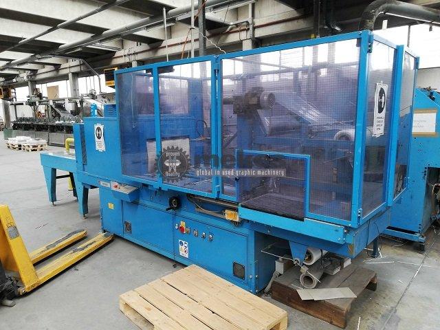 16838 OMG Autofard 6000C used automatic shrink wrapping machine