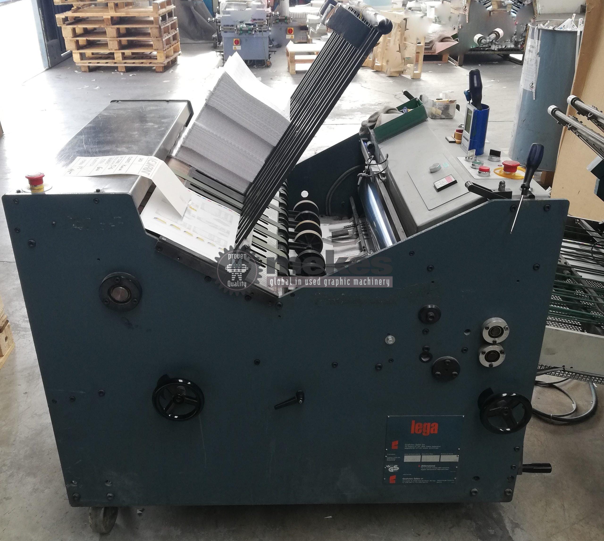 16846 Meccanotecnica Lega 80.5 used folding machine (1)